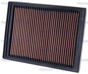 Фильтр воздушный, K&N, в штатное место для V - 3.2i и 2.2TD4