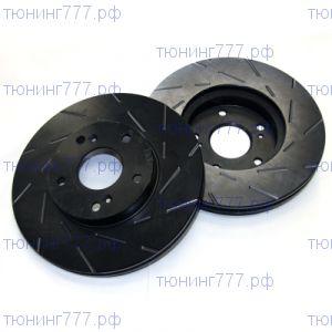 Тормозные диски передние, EBC, серия Ultimax, к-кт на V - 2.7 TD