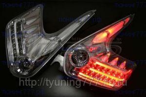 Задние светодиодные фонари, 6 вариантов