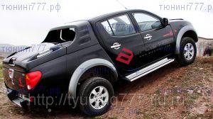 Крышка кузова Afcarfiber Full-Box, черная (код цвета X08)