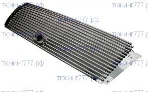 Решетка радиатора, Winbo, под камеру, нерж. сталь