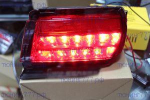 Фонари ПТФ задние, LED светодиодные, RED стиль, к-кт