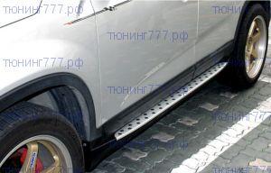 Боковые подножки cnt4x4, BMW стиль, к-кт