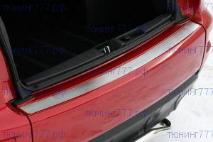 Накладка на откидной борт, Souz-96, нерж. сталь без логотипа