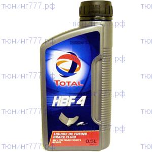 Жидкость для тормозной системы Total HBF4