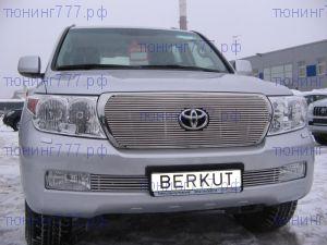Накладка на решетку радиатора, Berkut, нерж. сталь