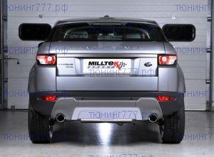 Выхлопная система Milltek, для TD4 и SD4, Pure & Prestige 4WD