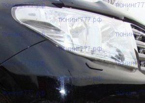 Защита фар, EGR, прозрачный к-кт