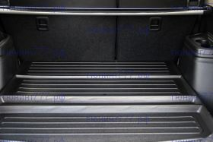 Коврик (поддон) в багажник с органайзером, Оригинал