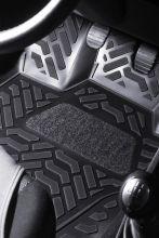Коврики в салон, Aileron, 3D полиуретановые, для 4WD