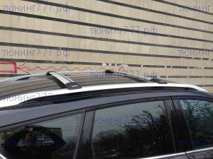Багажник на рейлинги, FicoPro, аэродуги