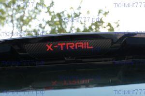 Наклейка на доп. стоп-сигнал, с логотипом