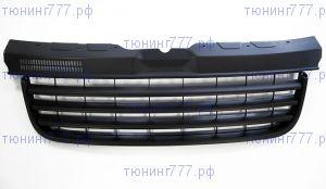 Решетка радиатора, черная