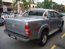 Крышка кузова TopUp, с защитной дугой в к-кте, цвет 1H2 (темно-серый металлик)