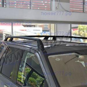 Рейлинги крыши, cnt4x4, копия оригинала, черные алюминиевые