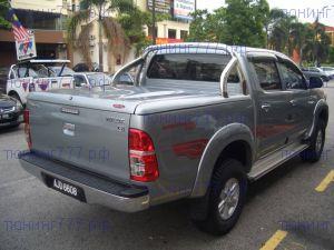 Крышка кузова TopUp, с защитной дугой в к-кте, код цвета 209 - черный