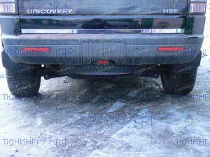 Накладка на крышку багажника (кант), Omsaline, нерж. сталь