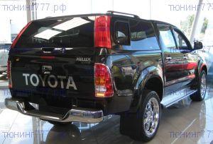 Кунг кузова Sammitr, стальной, SUV PLUS V4, окрашен в цвет авто