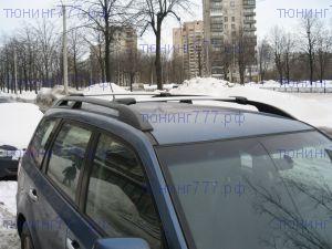 Багажник на рейлинги, Whispbar, аэродинамические дуги
