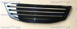 Решетка радиатора чёрная, под покраску