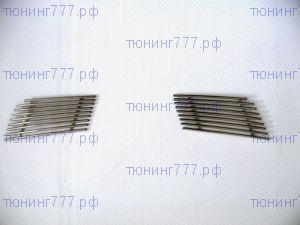 Решетка радиатора Berkut, нерж. сталь, а/м 2006-2009