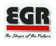 Дефлектор капота, Egr, темно-дымчатый, а/м с 2017-