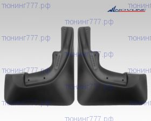 Брызговики передние, N-line, полиуретан