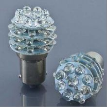 Светодиодные LED лампы LuxStar, цоколь 1157, 36 диодов, пара