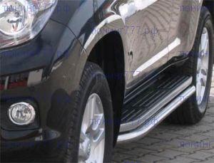 Защита оригинальных подножек, Seko, ф 50мм., нерж. сталь