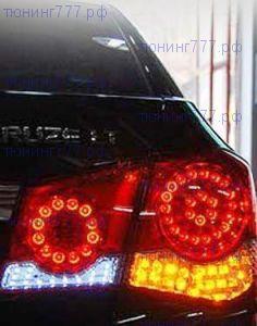 Задняя LED оптика, комплект