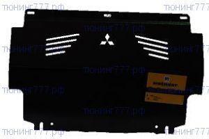 Защита радиатора, Motodor, сталь 3мм., для V - 2.5 ТD, 3.2TD и 3.0i с АКПП