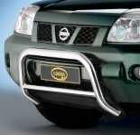 Защита переднего бампера, Cobra, нерж. сталь ф 60мм