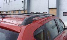Рейлинги крыши, Winbo, с поперечинами, черные