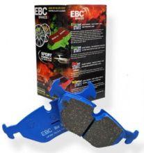 Тормозные колодки EBC, серия Blue Stuff