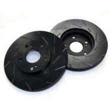 Тормозные диски EBC, серия Ultimax, передние, к-кт на седан 2.4л