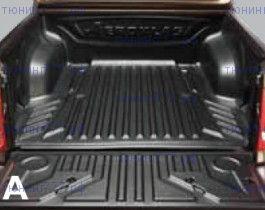 Вставка в кузов, Cobra, пластик, под борта, для DCab c 2009-