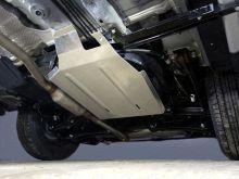 Защита бака, ТСС, алюминий 4мм., для 2WD
